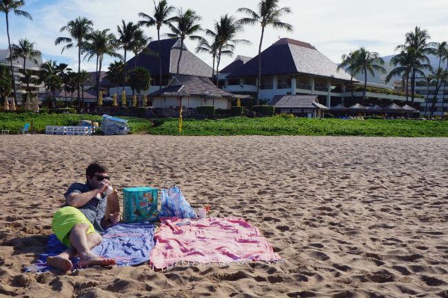 Black Rock Beach_Maui