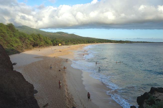 Little Beach_Maui