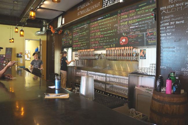 Maui Brewing Company_Brew Pub