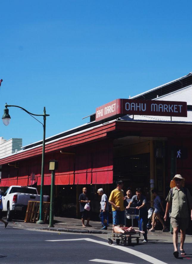 oahu market