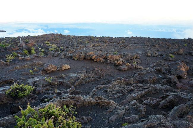 summit of mt haleakala