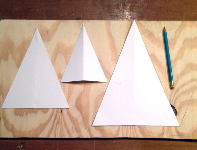 Step 1_DIY Plywood Christmas Trees