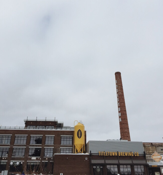 Green Bay City Guide_Titletown Brewery