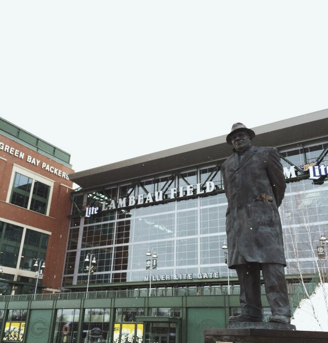 Green Bay City Guide A Lambeau Experience