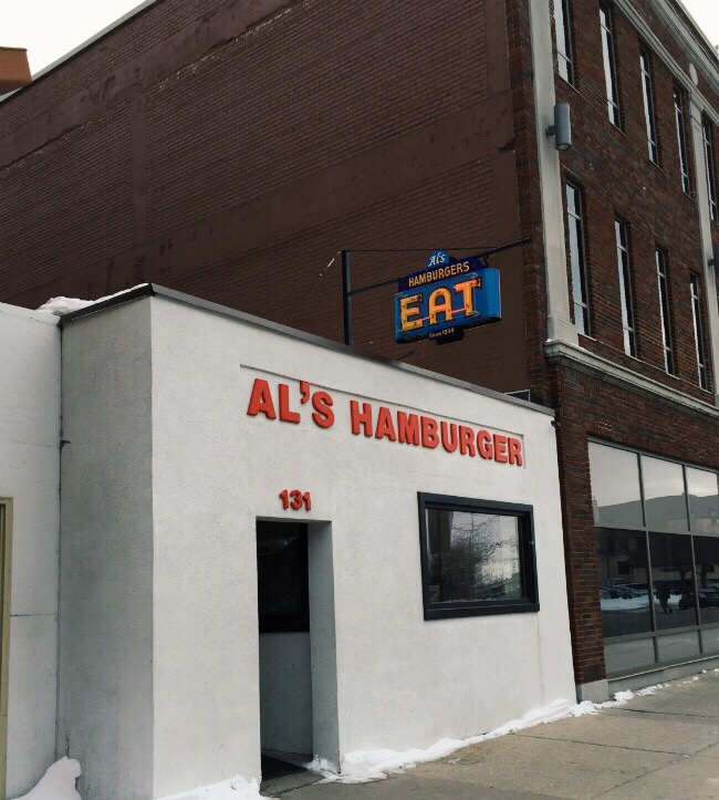 Green Bay City Guide_Al's Hamburger Shop