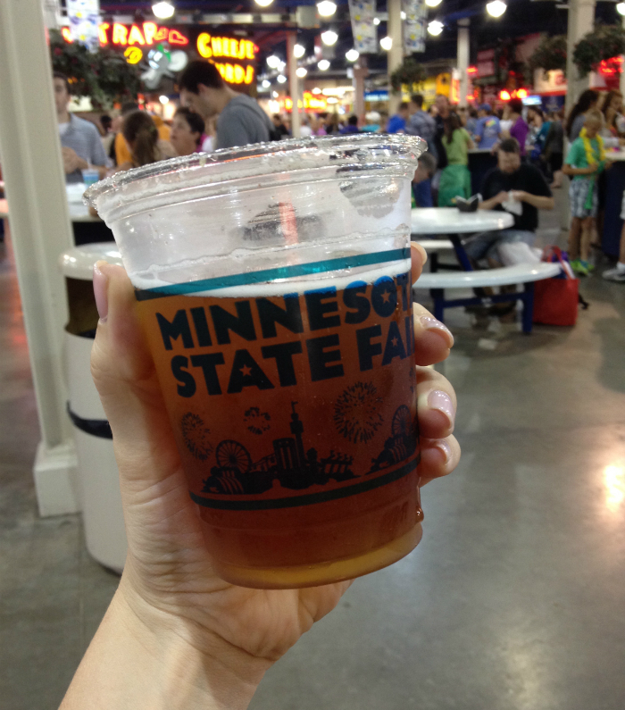 Minnesota State Fair Beer_Sahl and White