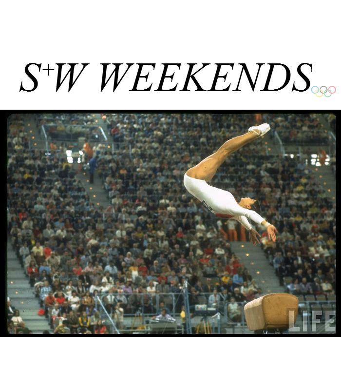sw weekends_Olympics Summer Games