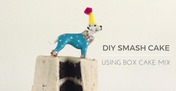 DIY Smash Cake