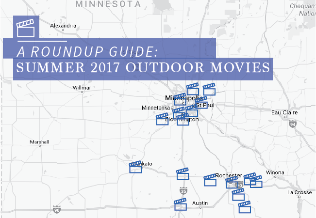 Outdoor Movies in Rochester, MN _ Sahl + White