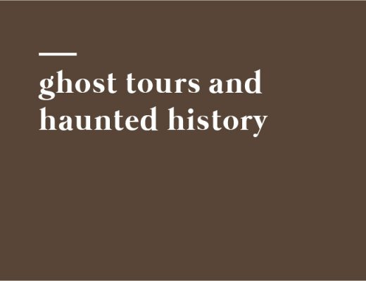 Ghost tours and haunted history tours throughout Minnesota